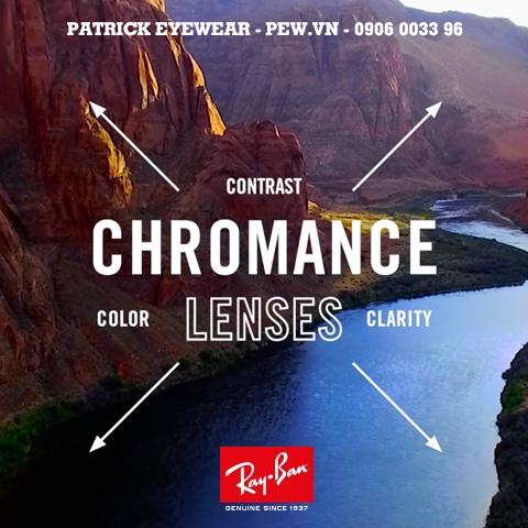 kính rayban chromance