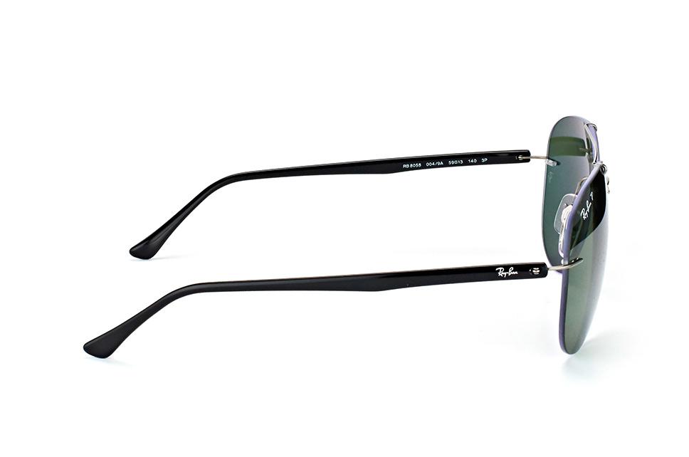 041fb336088 Ray-ban Rb8058 Light Ray Aviator Sunglasses