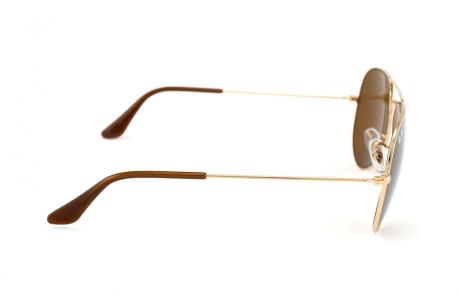 kính rayban aviator RB3025-001/57 polarized nâu raybanvietnam