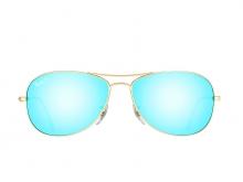Kính Ray-Ban Chromance RB3562-112/A1 tráng gương xanh