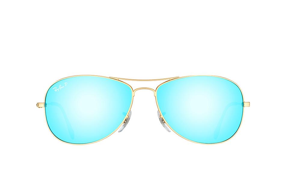 8de3b2a622 Kính Ray-Ban Chromance RB3562-112 A1 tráng gương xanh