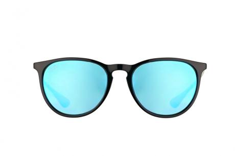 Kính Ray-Ban Erika RB4171-601/55 tráng gương xanh