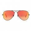 kính rayban rb3025-002/4W tráng gương cam