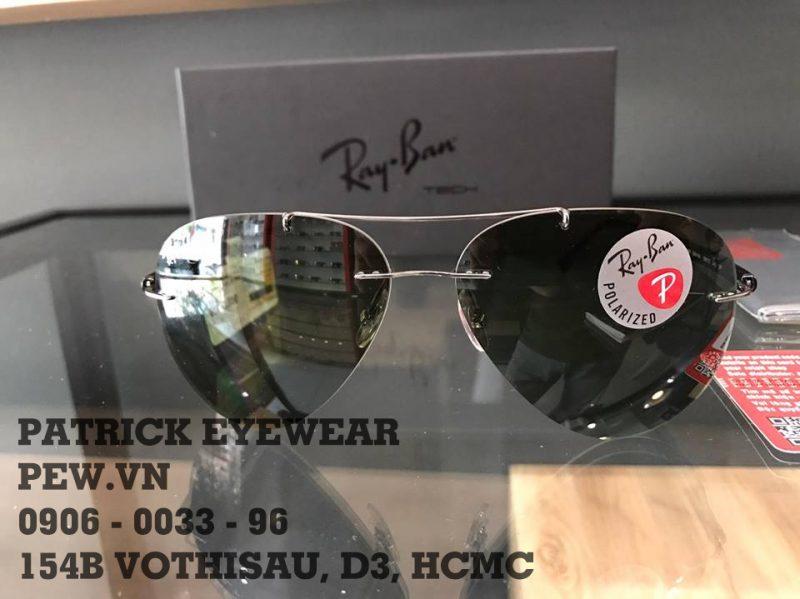 kính rayban rb8058