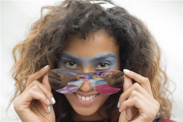 kính mát nữ Chanel